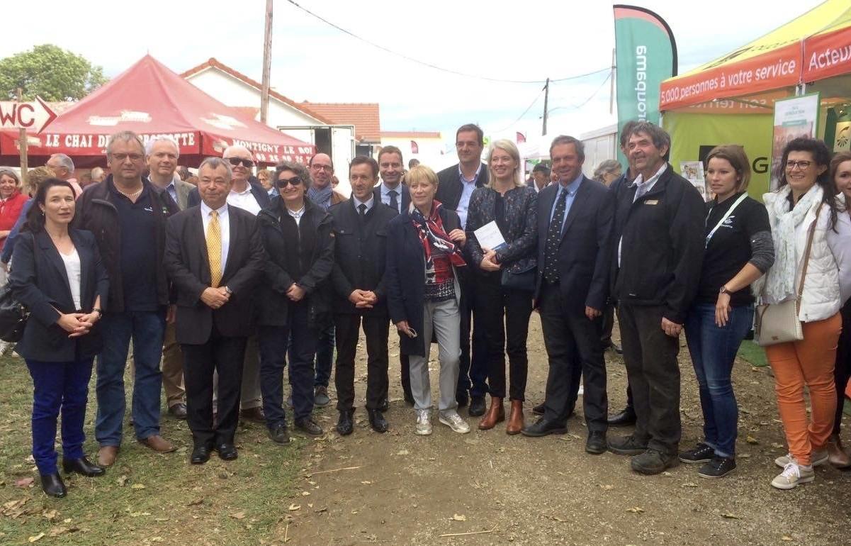 La foire agricole de Montigny-le-Roi fête ses 110 ans