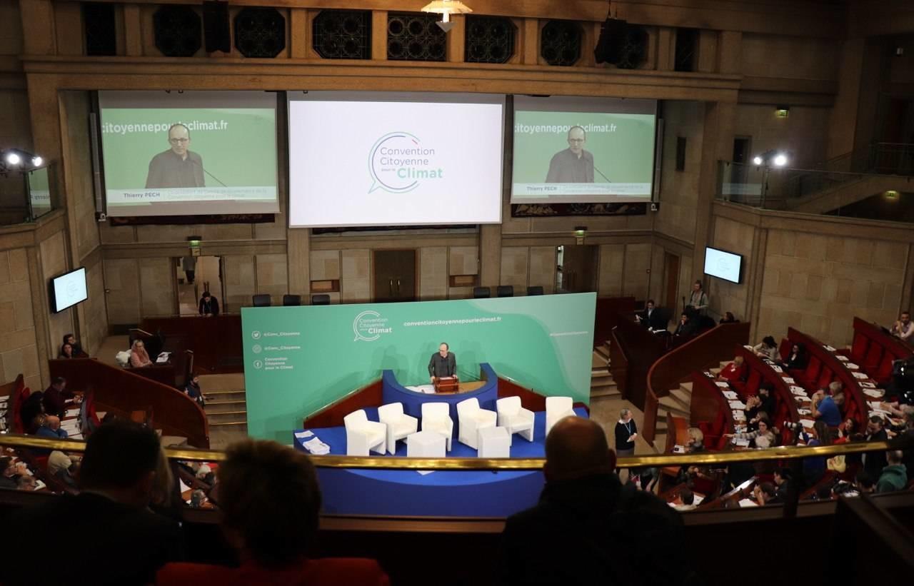 5e session de la Convention Citoyenne pour le Climat