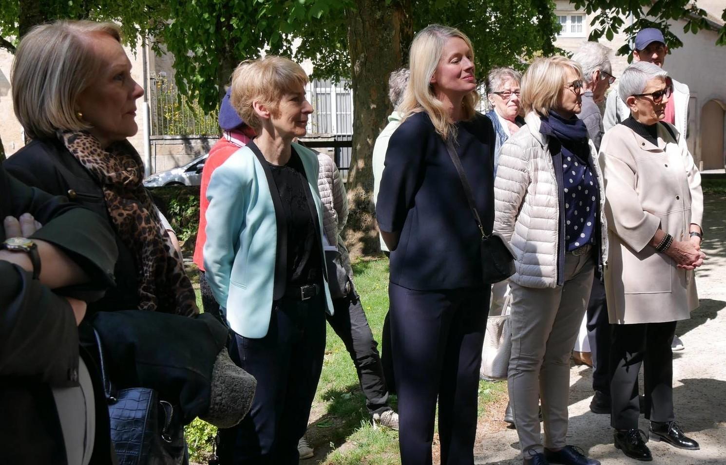 05/05/18 50ème anniversaire de la statue de Jeanne Mance à Langres