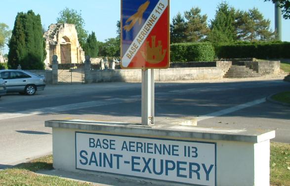 Visite de la Base aérienne 113 à Saint-Dizier