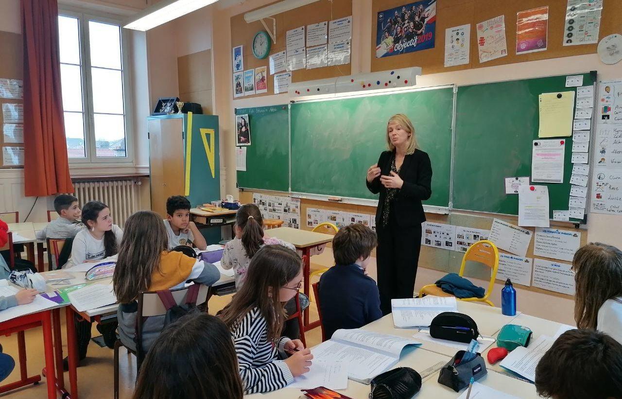 Chaumont et Langres lancées dans le Parlement des enfants
