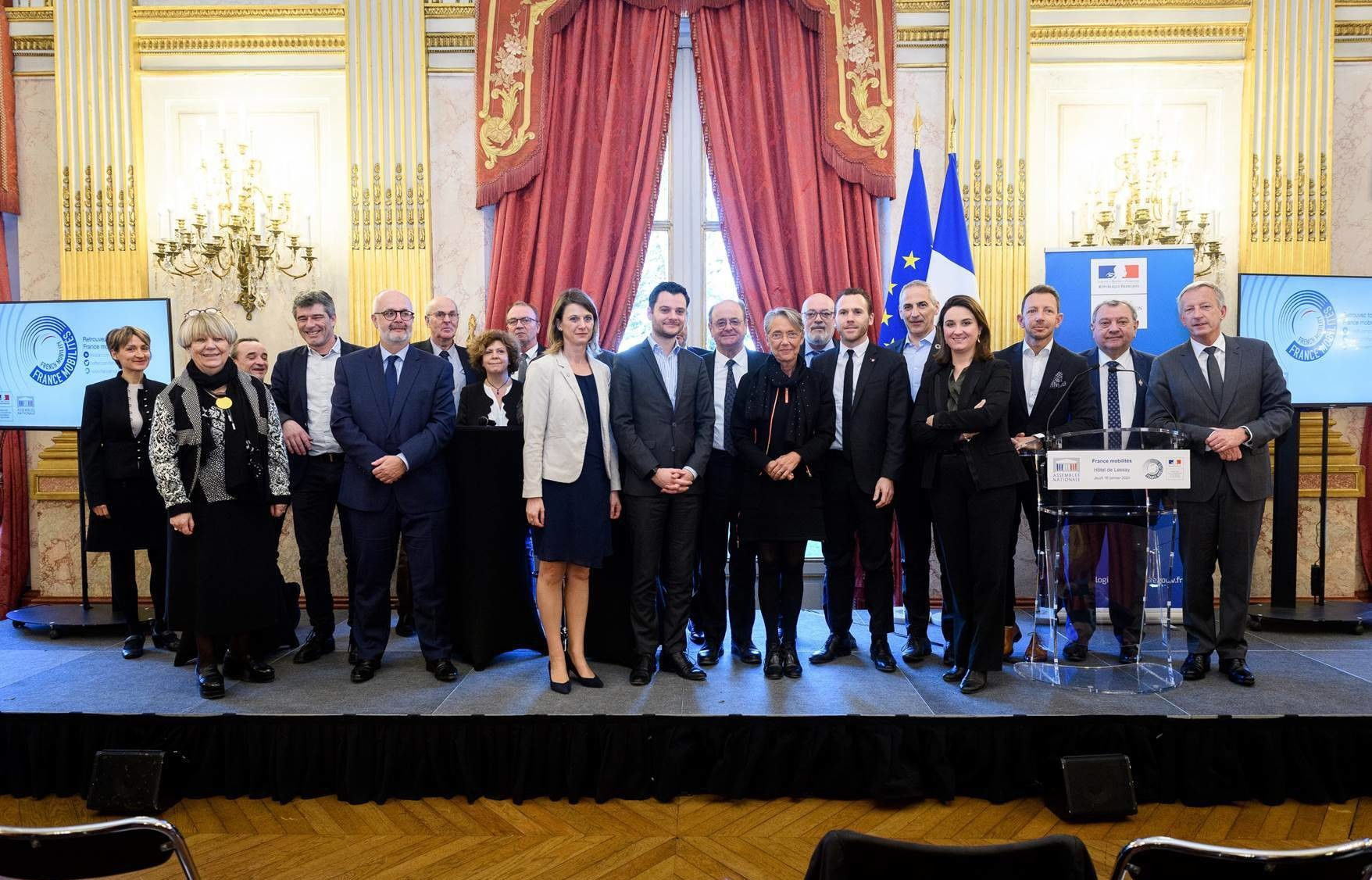 Nouvelle ambassadrice France Mobilités