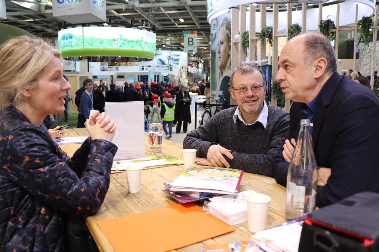 Economie circulaire et production de biogaz