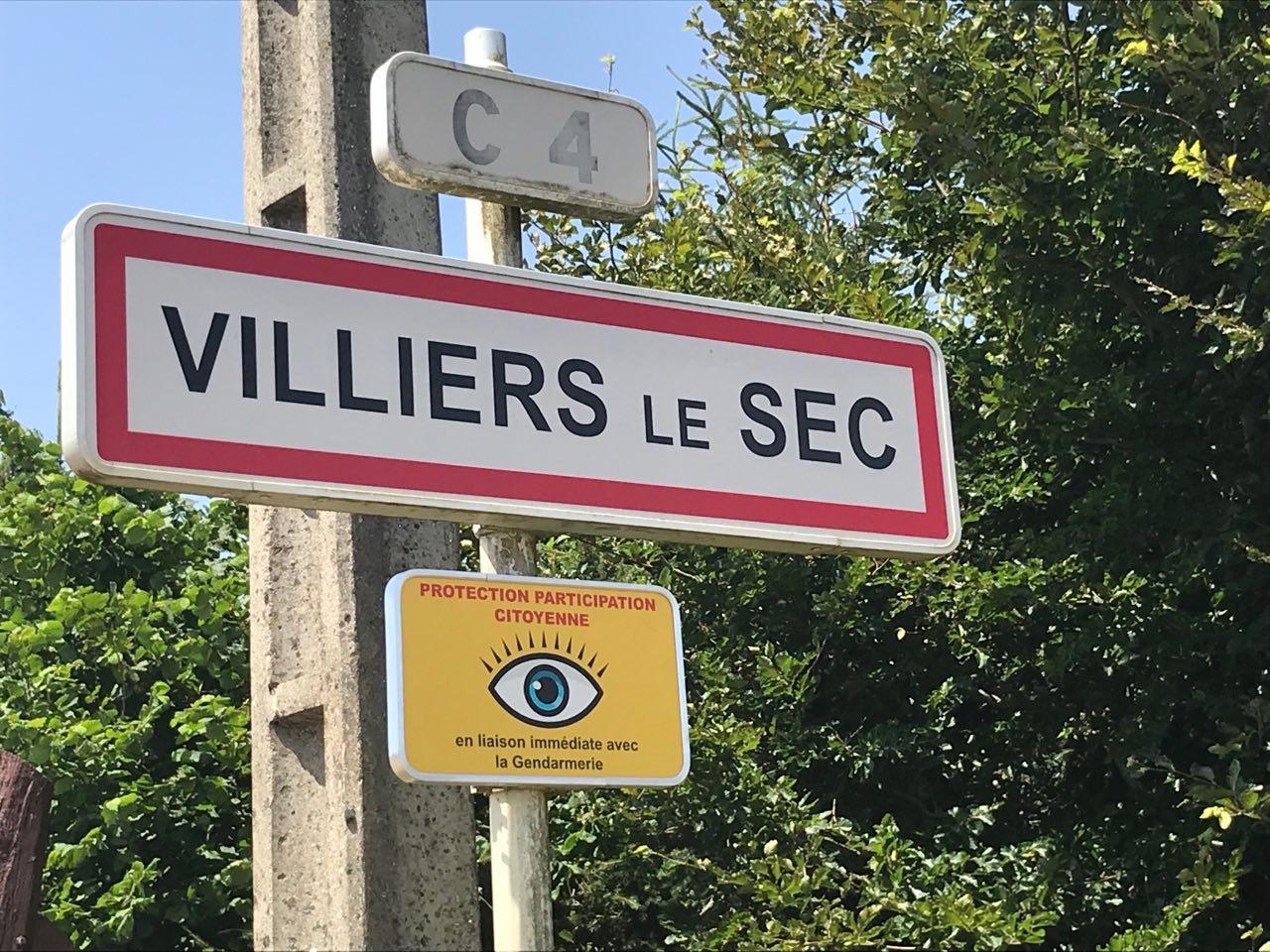 Participation citoyenne à Villiers le Sec