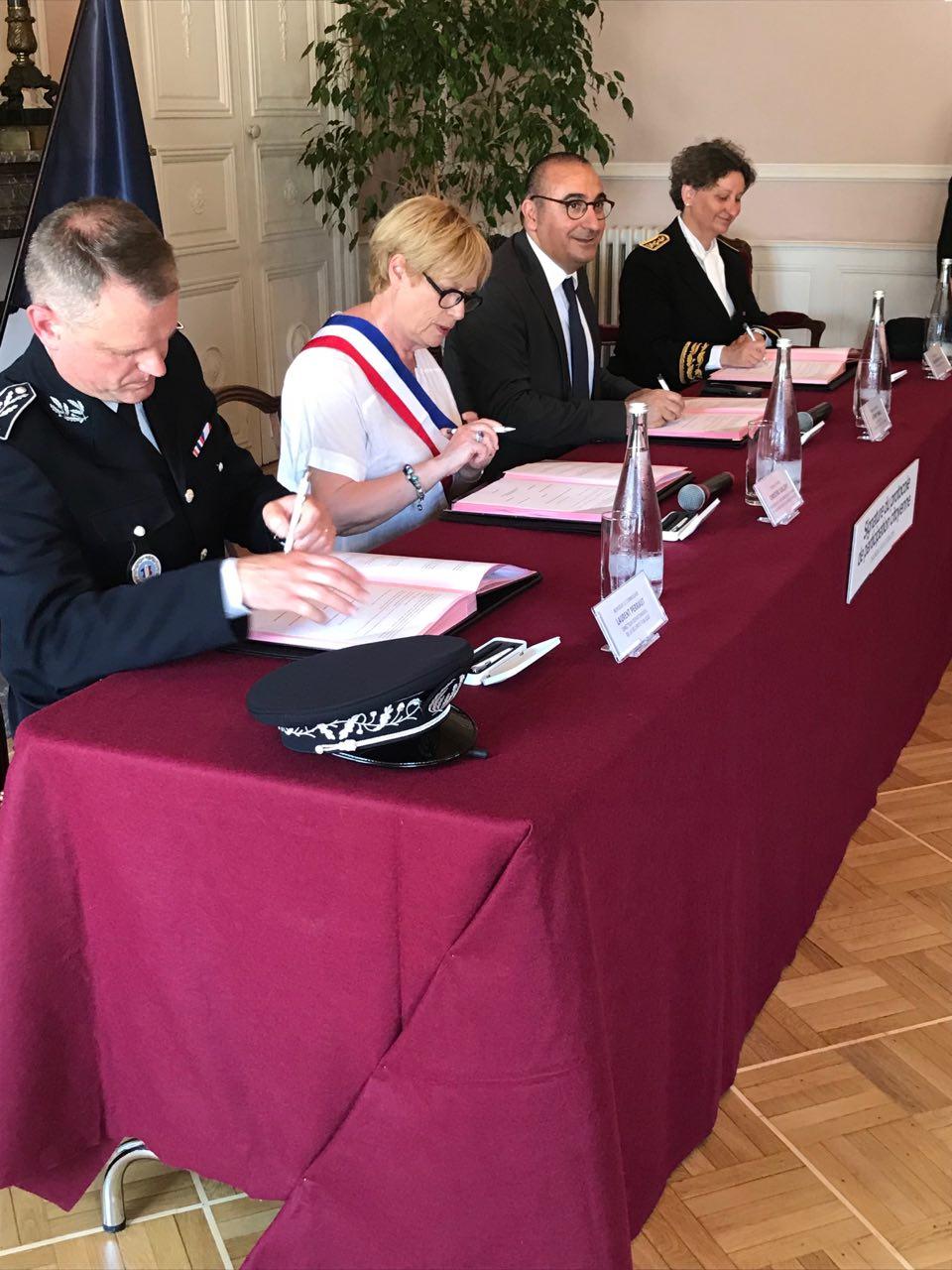 Convention Participation citoyenne à Chaumont