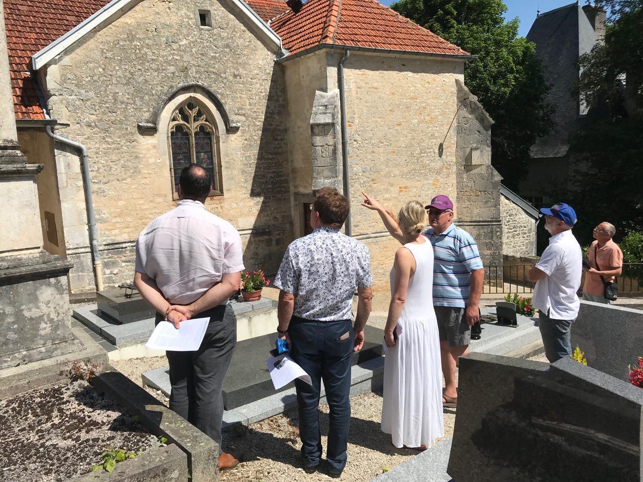 Eglise de Neuilly sur Suize