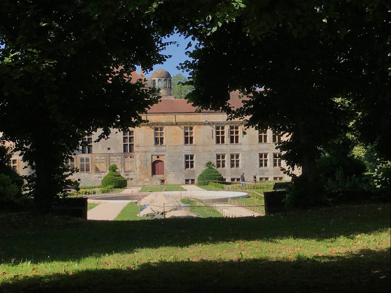 Château renaissance du Pailly